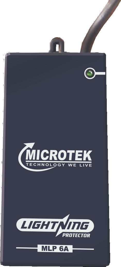 MICROTEK LIGHTNING PROTECTOR 6AMP