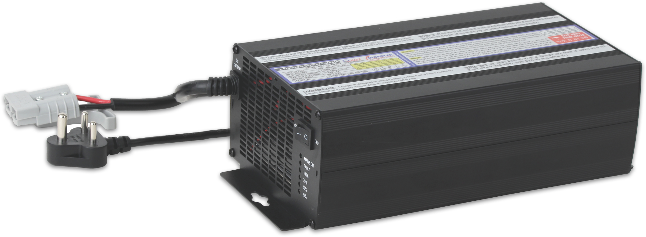 E-RICKSHAW CHARGER - TC 4816Q (INDUSTRIAL CHARGER)