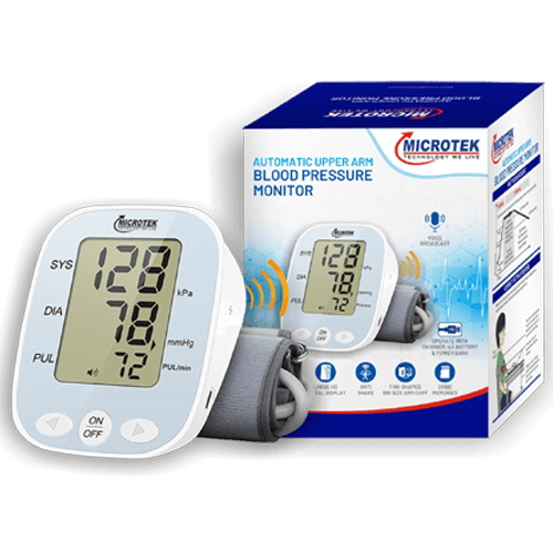 >Blood Pressure Monitor